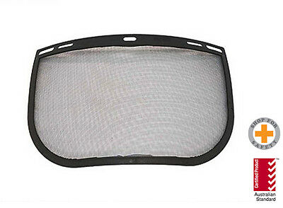 Australian Standards Certified Wire Mesh Face Shield