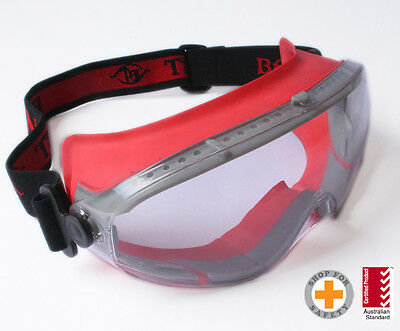 Frontline Splash and Fire Resistant Safety Googles - Medium Impact