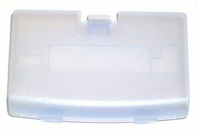 New GLACIER Battery Cover Game Boy Advance System GBA Replacement Door Lot of 10