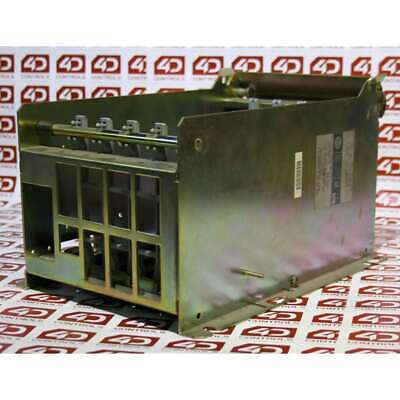Allen Bradley 1771-A1B PLC-5 I/O Chassis Assembly 4 Slot - Used - Series B