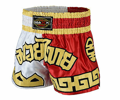 NEW Muay Thai Fight Shorts MMA Grappling Kick Boxing Trunks Martial Arts UFC W R