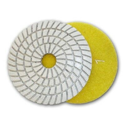 "4"" JHX Plus 3-Step Wet Diamond Polishing Pads - Step 1"