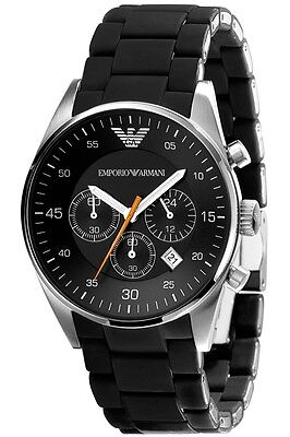 Emporio Armani® watch AR5858 men`s CHRONOGRAPH