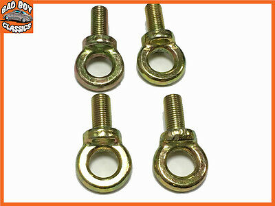 Seat Belt Harness Racing Eye Bolt Fia Approved x4
