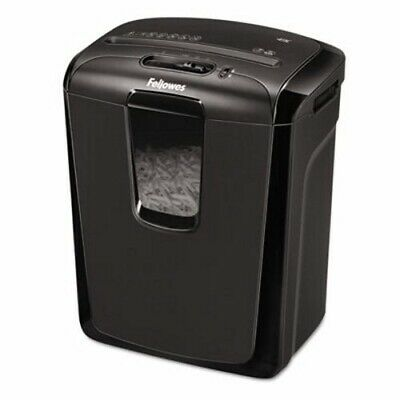 Fellowes Powershred 49C 8 Sheet Light-Duty Cross-Cut Shredder (FEL4605801)