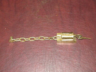 Vintage Imperial Interior Front Door Lock Assembly with Keys VFC