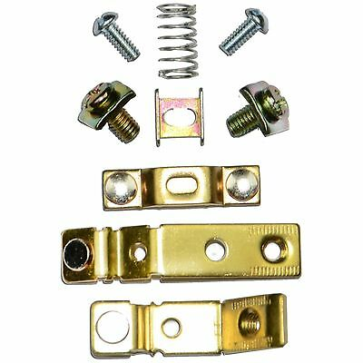 75Cf14 , 75Bf14 Furnas Size 0, 1 Pole 45 Series Replacement Contact Kit-Ses