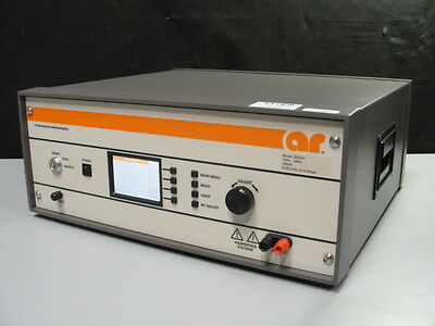 Amplifier Research 350AH1 RF Broadband Solid State Amp, 10 Hz - 1 MHz, 350W CW