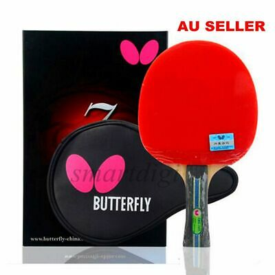 Butterfly TBC701 in BOX Table Tennis Ping Pong Racket Paddle FL Long Handle