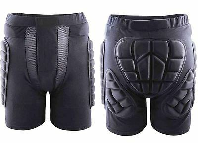 Protective Outdoor Ski Snowboard Skate Impact Padded Flex Shorts Guard Armour