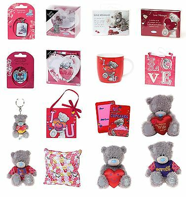 Me to You Romantic Bears & Gift Ideas - Selection of Loved One Gifts Tatty Teddy