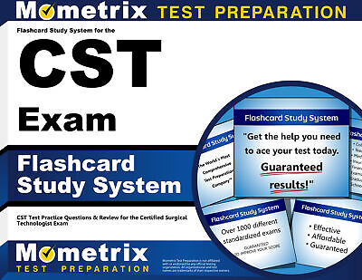 Flashcard Study System for the CST Exam