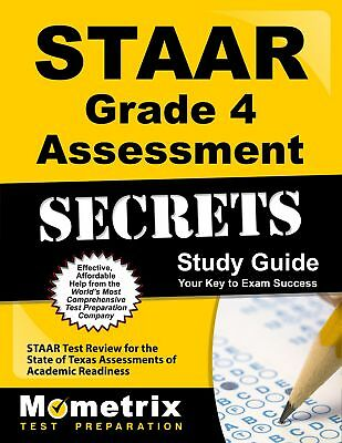 STAAR Grade 4 Assessment Secrets Study Guide