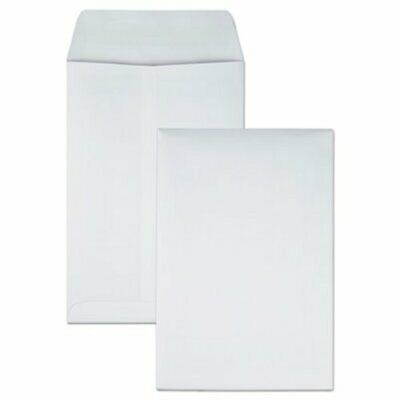 Quality Park Redi-Seal Catalog Envelope, 6 1/2 x 9 1/2, White, 100/Bx (QUA43317)