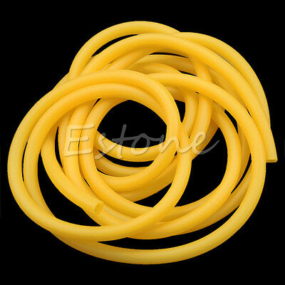 3m Elastic 6x9mm Natural Latex Rubber Band for Slingshot Catapult Surgical Tube