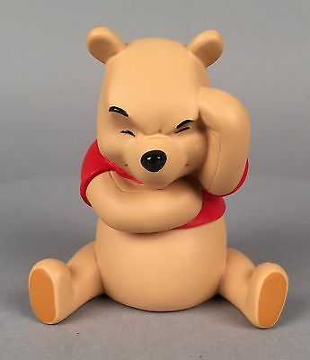 Disney Pooh and Friends Figurine - Think, Think, Think - Winnie the Pooh