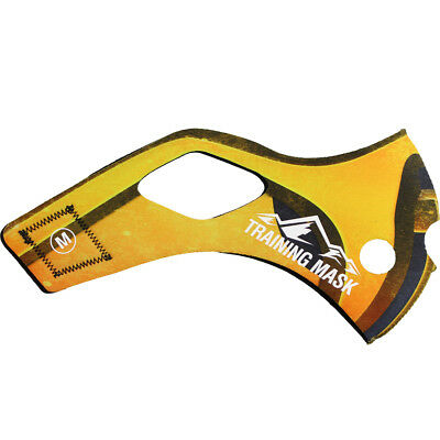 Elevation Training Mask 2.0 Finisher Sleeve Only (Yellow)