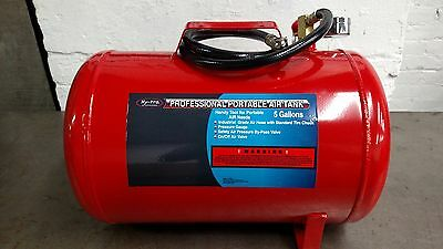 Hy-Pro 5-Gallon Portable Air Tank