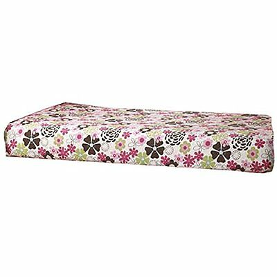 Taffy Crib Fitted Sheet Cotton Floral Design with Elastic