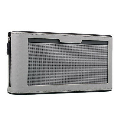 Pouch Case Cover Box Bag For BOSE SoundLink III 3 Bluetooth Speaker Gray Hot New