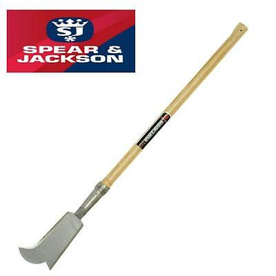 Spear And Jackson Long Handled Double Edge Bill Hook Slasher Hedge Laying 4604By