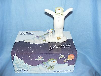 John Beswick The Snowman And The Snowdog Coming Alive JBS14 Raymond Briggs NEW