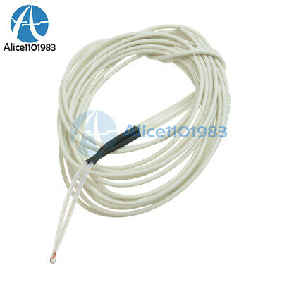 1 Meter Wire For 3d Printer Bed Hot End Integrated Circuits 100% True Reprap Ntc 3950 Thermistor 100k