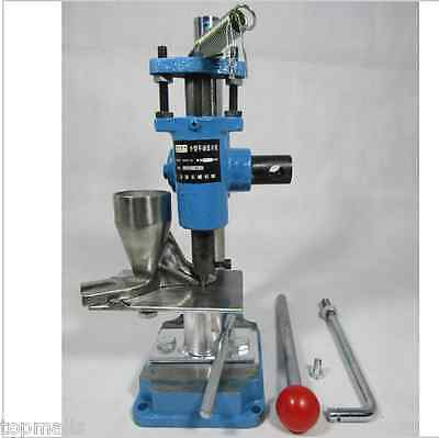 Lab use manual smallest tablet press machine,manual steel pill/tablet maker