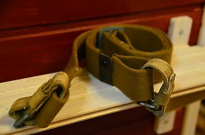 Authentic Vintage Soviet Mosin Nagant, 91/30  rifle carrying sling