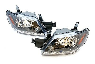 MITSUBISHI Outlander 2003-2005 front  headlamp headlights set left right