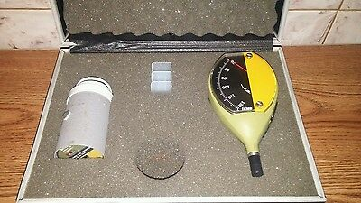 General Radio Sound Level Meter model 1983 battery and case USA