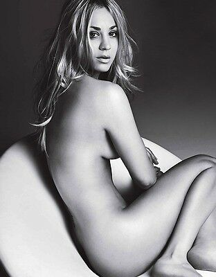 Kaley Cuoco 8X10 Glossy Photo Picture