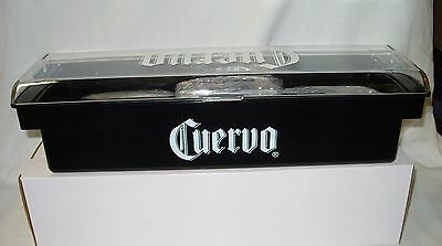 Jose Cuervo Tequila - Promo Plastic 6-Compartment Condiment Caddy Tray *new*