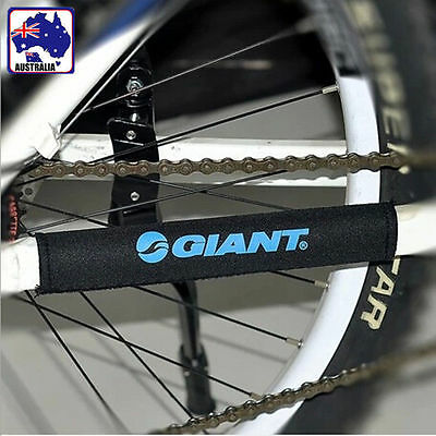 4x Bicycle Rear Fork Frame Chain Protector Mountain Bike Cover OBSTA 8505x4