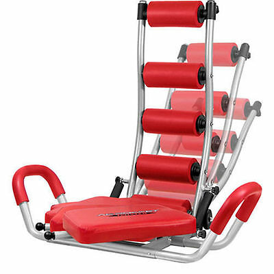 ABs Rocket Twister  Core Strength Abdominal Fitness Home Gym Exerciser Fitness