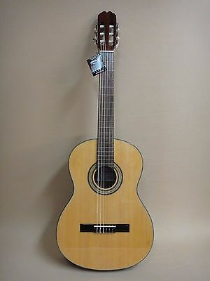 Miguel Rosales 'Model 8' Classical Guitar + Soft Case - HUGE CLEARANCE 35% OFF!