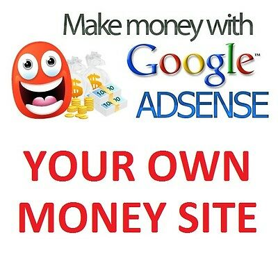 Profitable Website - At Least $110/Month AdSense Profit with AutoContent Blog