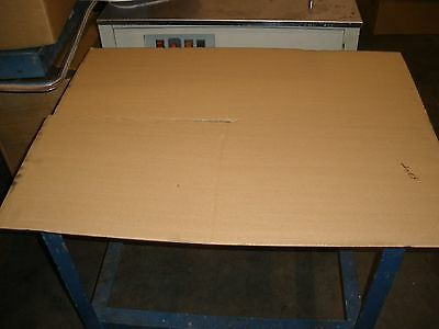 "Cardboard Box Dividers 28 ½"" x 38 ½"" x ¼"" Thick"