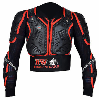 Kids,Cub Body Armour Motorcycle Motorbike Motocross spine Protector Guard Jacket