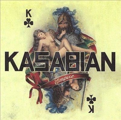 Kasabian - Empire [Canada Deluxe Edition] CD + DVD NEW SEALED Limited Edition