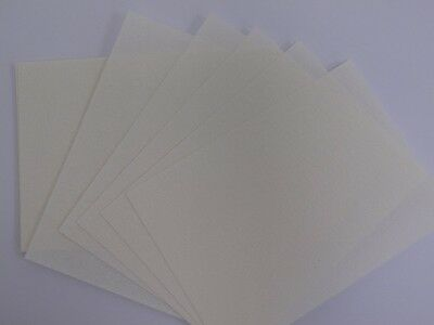 Vellum Parchment Extra Heavyweight Pale Cream A6 200gsm Cardmaking Crafts AM361