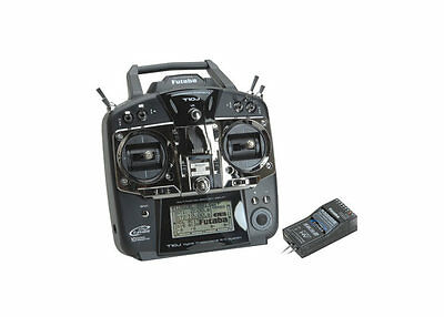Futaba 10J 2.4Ghz Transmitter with R3008SB Receiver (Mode 2) RRP £334.99