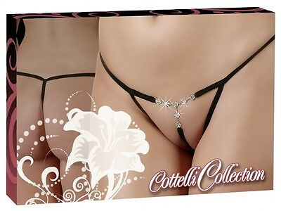 Cottelli Collection String Strass S/M |64