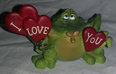 """I Love You"" frog by RUSS"
