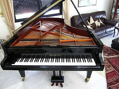 Bösendorfer Grand Piano 213 (1991) with Balz bench - Mint condition Bosendorfer