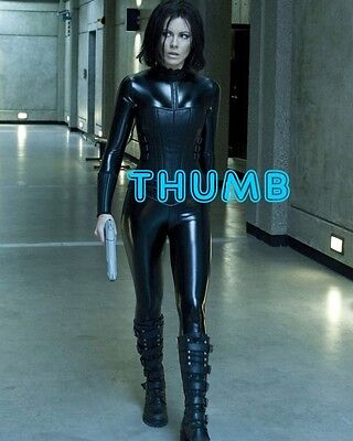 Kate Beckinsale, 10x8 inch Photograph #001 in Rubber Catsuit