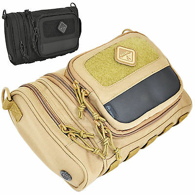Hazard 4 Reveille Mens Heavy-Duty Grooming Kit Toiletry Toiletries EDC Bag Pouch