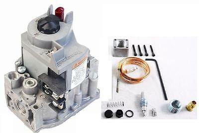 Honeywell VR8200A2124 24v Standing Pilot Gas Valve With LP Kit and Thermocouple