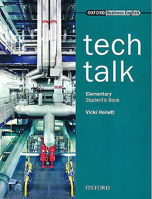 Oxford English TECH TALK Elementary Student's Book TECHNICAL Scientific @NEW@