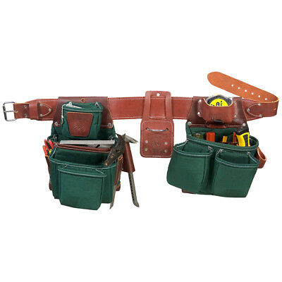 occidental leather 8089xxxl oxylights framer framing tool bag belt xxxl